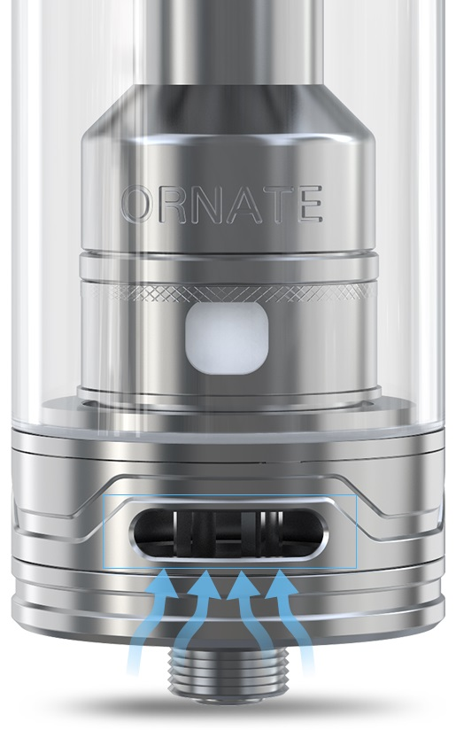 Joyetech ORNATE Atomizer 6ml in Cloudy