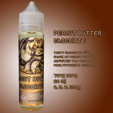Peanut Butter Chocolate By KxS