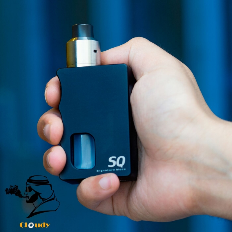 Signature Mods SQ Squonk (BF) Black on Black