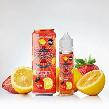 Strawberry Lemonade By DripMore