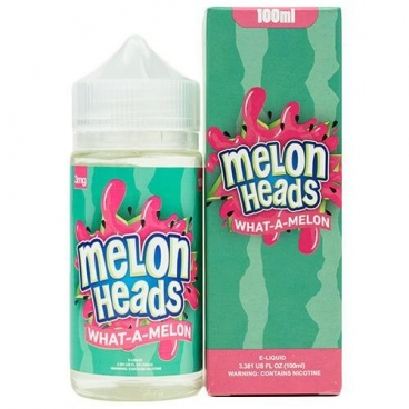 What A Melon By Melon Heads