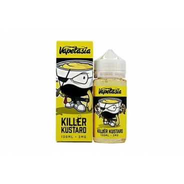Killer Kustard By Vapetasia