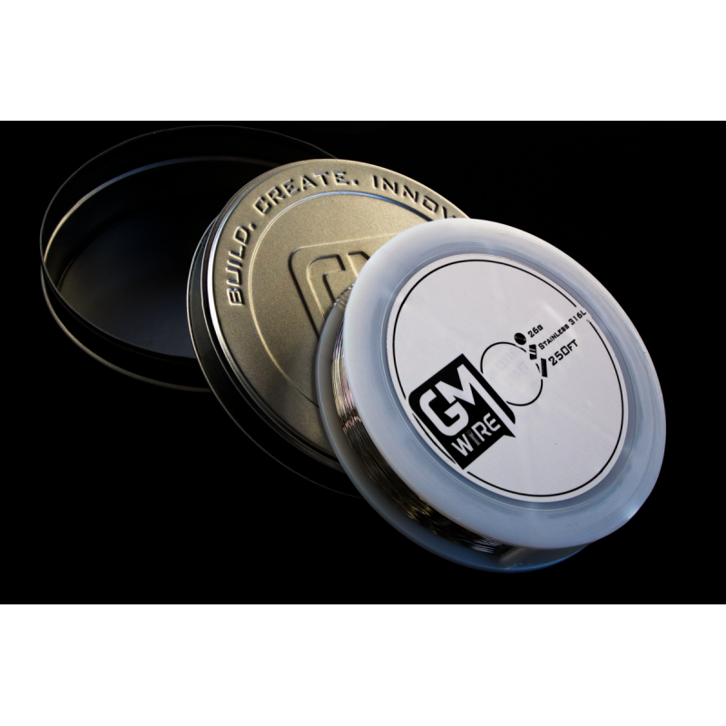 Stainless Steel 316L 250ft By GM Wire