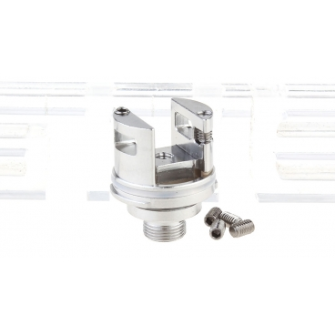 Single Coil Deck For Aromamizer Supreme V2 RDTA By Steam Crave