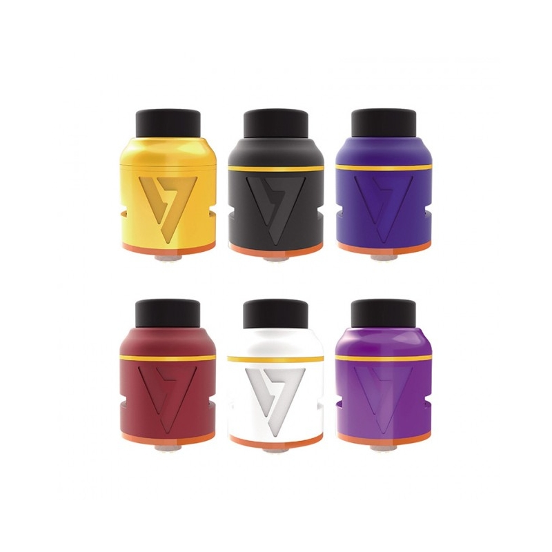Mad Dog V2 RDA By Desire