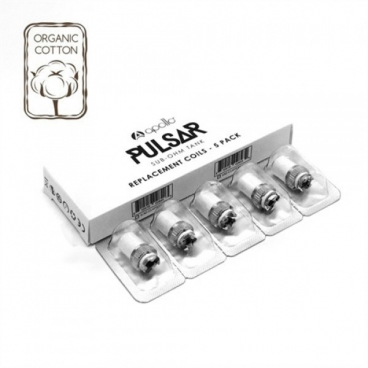Pulsar Tank Coils By Apollo