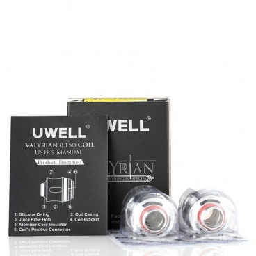 Valyrian Coils By Uwell