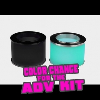 Smok TFV8 Big Baby Beast Color Change ADV Kit Replacement By Inked Atty