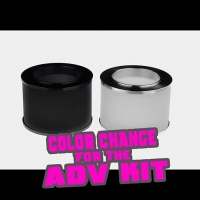 Smok TFV8 XBaby Color Change ADV Kit Replacement By Inked Atty