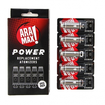 Power Coils By Aramax