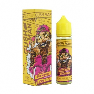 Mango Strawberry Cush Man By Nasty Juice