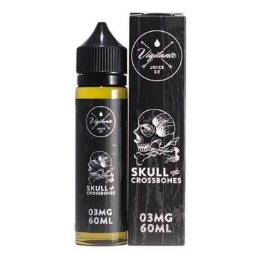 Skull And Crossbones By Vigilante Ejuice