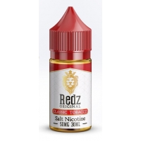 Salted Nicotine Classic Tobacco By Redz Original