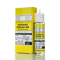 Banana Cream Pie Basix Series By Glas Eliquid