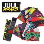 Juul Wraps With Display Set By Fuggin