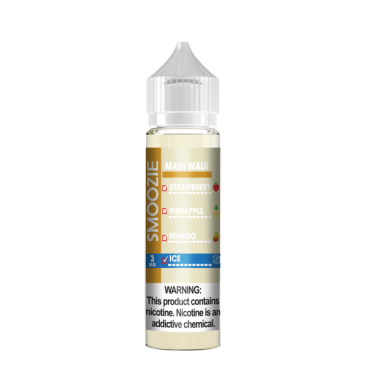 Maui Waui Ice By Smoozie Premium Eliquids