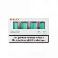 Spearmint Pods By Phix Vapor