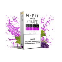 Grape Myle Pods By M Fit