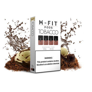 Tobacco Myle Pods By M Fit