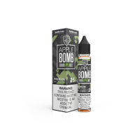 Apple Bomb Salted Nicotine By Vgof Eliquids