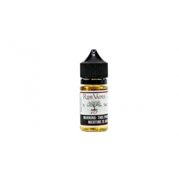 VCT Salted Nicotine By Ripe Vapes