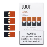 Classic Tobacco Pods By Juul
