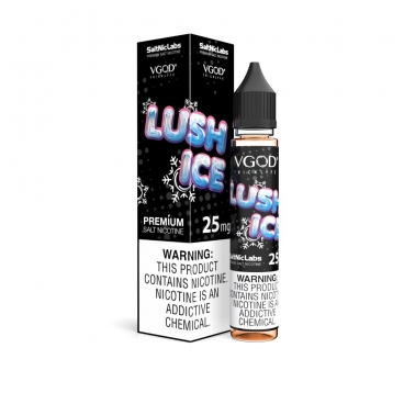 Lush Ice Salt Nicotine By Vgod