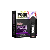 FOGG  Pod Device disposable - Purple Berry