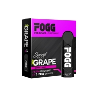 FOGG  Pod Device disposable - Grape