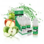 JUICY APPLE BY BASIX NIC SALTS BY GLAS