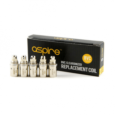 Aspire BVC Replacement Coil Heads for BDC line