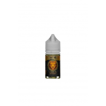 Gold Panther Salted Nicotine By Dr Vapes