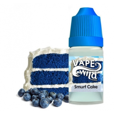 Smurf Cake By Vape Wild 30Ml