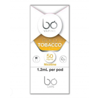 Gold Tobacco Bo one caps
