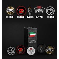 Alien Coils Package National Day Edition