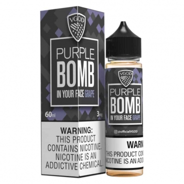 Berry Bomb By Vgod E-Liquid