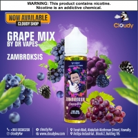 Zomprokes -Grape Mix