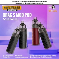 VOOPOO DRAG S 60W VW Pod Kit 2500mAh