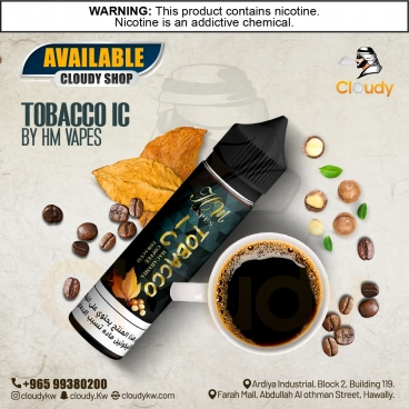 TOBACCO IC BY HM Vape