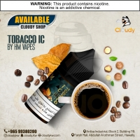 TOBACCO IC Salted Nicotine BY HM Vape