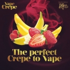 Strawberry Banana by Vape Crepe