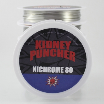 Nichrome 80 Wire By Kidney Puncher