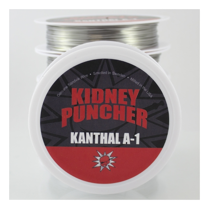 Kanthal A-1 Wire By Kidney Puncher
