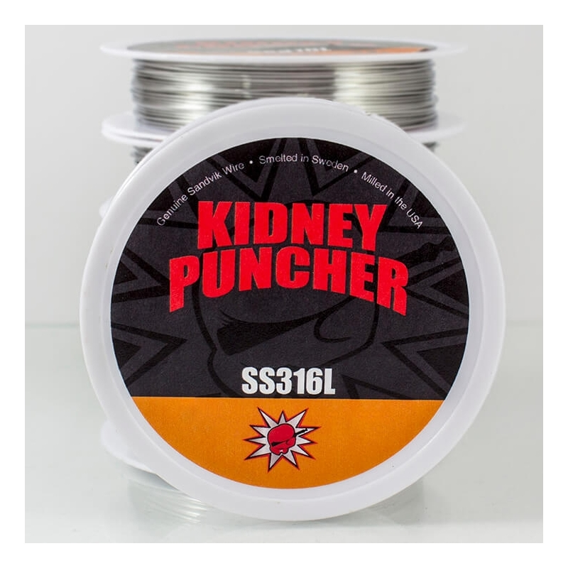 SS316L Wire By Kidney Puncher