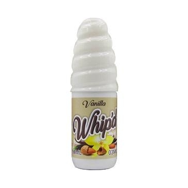 Vanilla By Whip'D E Liquid