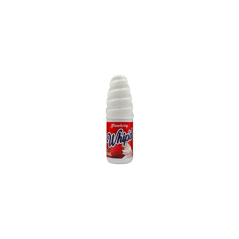 Strawberry By Whip'D E Liquid