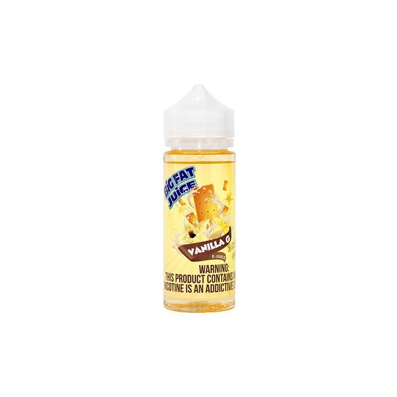 Vanilla G By Big Fat Juice