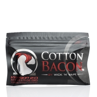 "Cotton Bacon Version 2.0 By Wick ""N"" Vape"