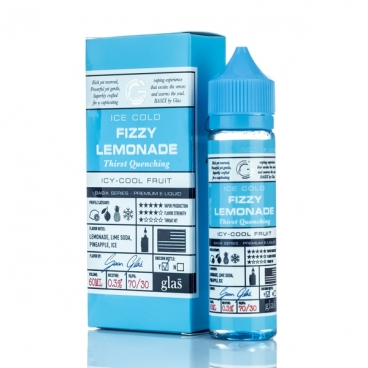 Fizzy Lemonade Basix Series Glas Eliquid