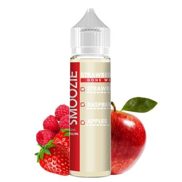 Strawberries Gone Wild By Smoozie Premium Eliquid